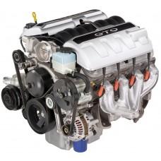 Контрактный (б/у) двигатель PONTIAC LS2 (ПОНТИАК )
