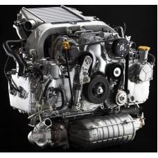 Контрактный (б/у) двигатель SUBARU EJ20T (СУБАРУ Форестер, Импреза)