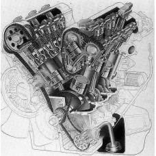 Контрактный (б/у) двигатель SUZUKI H25A (СУЗУКИ Эскудо, Витара)