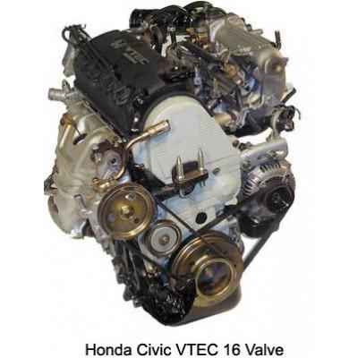 Контрактный (б/у) двигатель HONDA D15B, D15Z (VTEC) (ХОНДА Цивик, Цивик Ферио)
