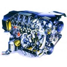 Контрактный (б/у) двигатель BMW 20 4D4 (M47TUD2) (БМВ E46, E90, E91, E60, E61 (204D4))