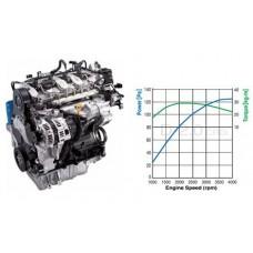 Контрактный (б/у) двигатель HYUNDAI D4EA (ХЮНДАЙ Elantra, Santa Fe, Tucson, Trajet, Sonata)