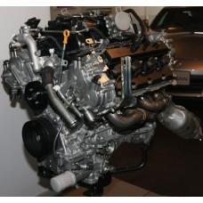 Контрактный (б/у) двигатель INFINITI VK50VE (ИНФИНИТИ VK50-VE, FX50)
