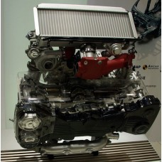 Контрактный (б/у) двигатель SUBARU EJ257 (СУБАРУ Импреза, Легаси, Форестер)