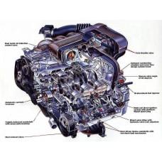 Контрактный (б/у) двигатель SUBARU EG33 (СУБАРУ Алсион)