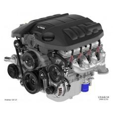 Контрактный (б/у) двигатель PONTIAC L76 (ПОНТИАК G8 GT)