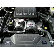 Контрактный (б/у) двигатель JEEP 4.7 L PowerTech V8 (EVA, EVC) (ДЖИП Гранд Чероки Лимитед)
