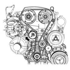 Контрактный (б/у) двигатель CHEVROLET F14D4 (ШЕВРОЛЕ Aveo)