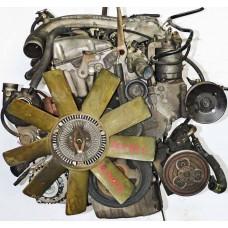 Контрактный (б/у) двигатель SSANGYONG OM602 (ССАНГ-ЙОНГ Корандо, Муссо, 662.910, 662.911, 662.920, 662.925, 662.935)