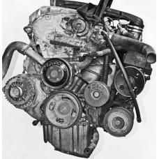 Контрактный (б/у) двигатель SSANGYONG G23D (M111E23) (ССАНГ-ЙОНГ Корандо, Муссо, Истана, Кайрон, 161.974, 161.973, 161.970)