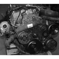 Контрактный (б/у) двигатель SSANGYONG D27DT (665950, 665951) (ССАНГ-ЙОНГ Кайрон (665.950, 665.951))