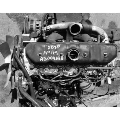 Контрактный (б/у) двигатель SSANGYONG XD3P (ССАНГ-ЙОНГ Корандо)
