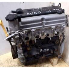 Контрактный (б/у) двигатель CHEVROLET B12D1 (ШЕВРОЛЕ Spark (Спарк), Aveo (Авео))