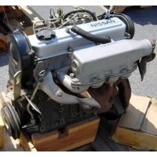 Контрактный (б/у) двигатель NISSAN CD17 (НИССАН Лаурель, Пульсар, Санни)