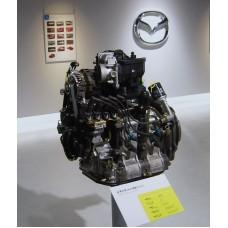 Контрактный (б/у) двигатель MAZDA 13B-MSP (МАЗДА RX-8)