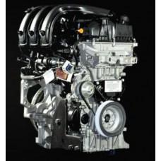 Контрактный (б/у) двигатель PEUGEOT EB0 (ПЕЖО 208 1.0 VTi 12V)