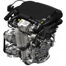 Контрактный (б/у) двигатель PEUGEOT EB2DTS (ПЕЖО 208 1.2l THP 12V)