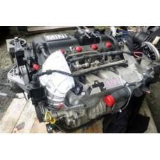 Контрактный (б/у) двигатель MINI W11B16A (МИНИ Cooper 1.6 S Works)
