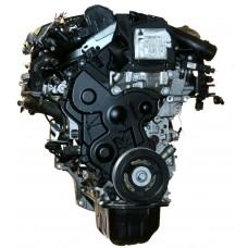 Контрактный (б/у) двигатель PEUGEOT DV6C, 9H05 (9HL, 9HR, 9HD) (ПЕЖО 1.6 HDi, поперечное расположение мотора)