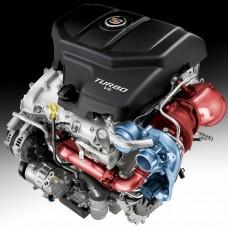 Контрактный (б/у) двигатель CADILLAC LAU (КАДИЛАК SRX)
