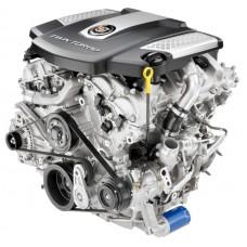 Контрактный (б/у) двигатель CADILLAC LF3 (КАДИЛАК CTS, XTS)