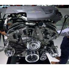 Контрактный (б/у) двигатель CADILLAC LF4 (КАДИЛАК ATS-V)
