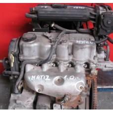 Контрактный (б/у) двигатель DAEWOO B10S1 (ДЭУ S-TEC)