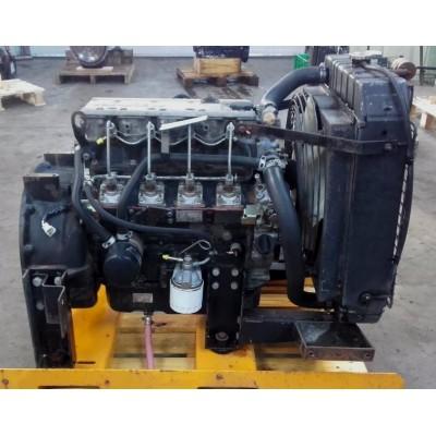 Контрактный (б/у) двигатель ISUZU 4LE1 (ИСУЗУ )