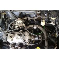 Контрактный (б/у) двигатель SUBARU EF10 (СУБАРУ Доминго, Джасти)