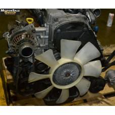 Контрактный (б/у) двигатель HYUNDAI D4CB 123hp (Porter) (ХЮНДАЙ Портер)