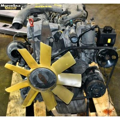 Контрактный (б/у) двигатель SSANGYONG 662.935 (662935) (ССАНГ-ЙОНГ OM662 (Рэкстон))