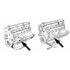 Контрактный (б/у) двигатель BMW 20 6KA (M20 B20) (БМВ 206KA - М20Б20)