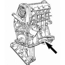 Контрактный (б/у) двигатель BMW 18 4E1 (М40 B18) (БМВ 184E1)