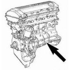 Контрактный (б/у) двигатель BMW 20 6S1 (M50 B20) (БМВ 206S1)