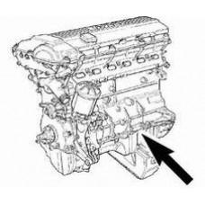 Контрактный (б/у) двигатель BMW 20 6S3 (M52 B20) (БМВ 206S3)
