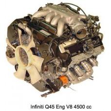 Контрактный (б/у) двигатель INFINITI VH45DE (ИНФИНИТИ VH45-DE)