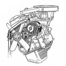 Контрактный (б/у) двигатель BMW 18 4EB (M10 B18) (БМВ 184EB)